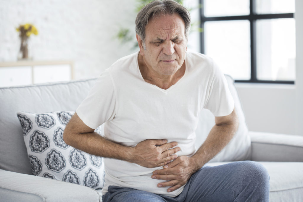 Constipation problems in PD